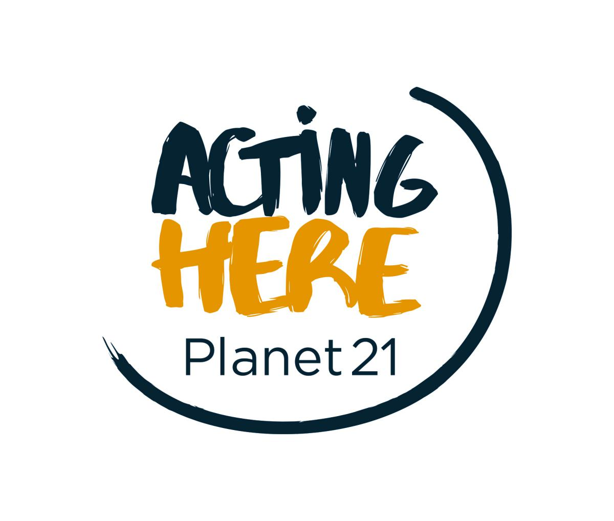 Acting Here Planet 21 : Programme de développement Durable du Groupe Accorhotels