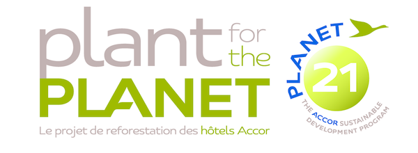 Plant for the Planet : Programme de reforestation du groupe Accorhotels